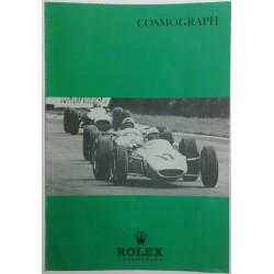 Rolex Cosmograph DAYTONA Faltblatt