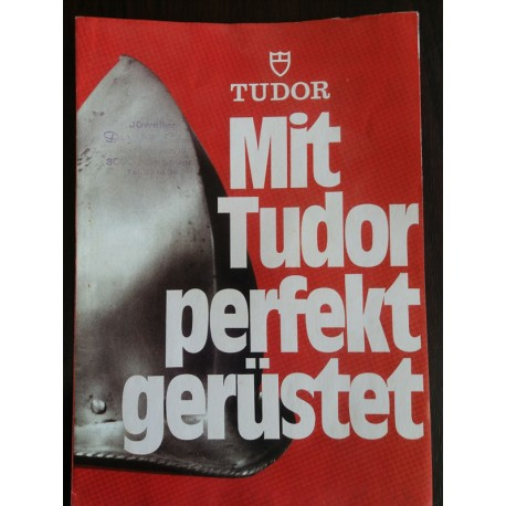 Tudor Special Catalog