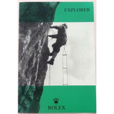 ROLEX EXPLORER 1016 Vintage N.O.S 1969