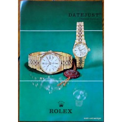 ROLEX DATEJUST Brochure