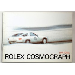 Rolex Cosmograph DAYTONA 1984 Vintage Booklet