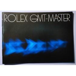 Rolex GMT-Master Broschüre