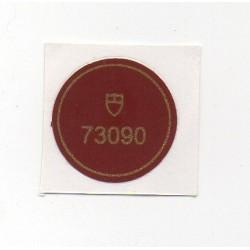 73090 Tudor Vintage Case Back Sticker Tudor Mini-Sub Stahl Automatik - Schweizer Uhr