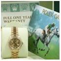 Rolex Broschüren und Prospekte