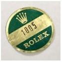Nostagia Rolex Case Back Sticker
