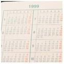 Rolex Pocket Calendar